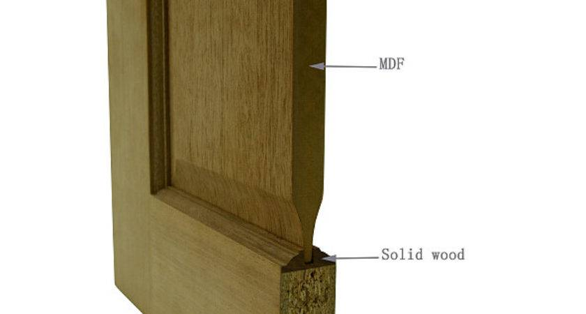 Oak Door Without Painting Pre Finished Natural