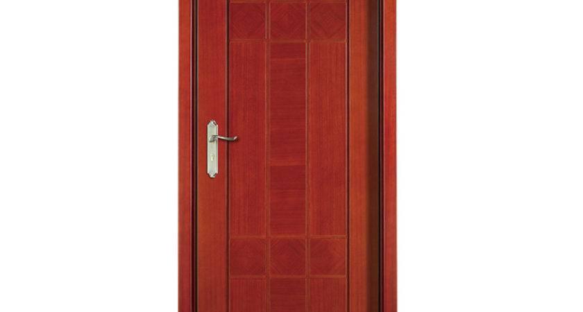 Oak Wood Veneer Painting Door