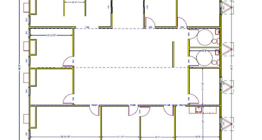 Office Trailer Layouts Api Trailers