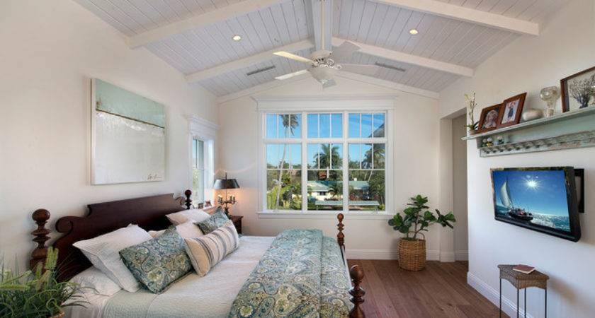 Old Florida Home Tropical Bedroom Miami Weber