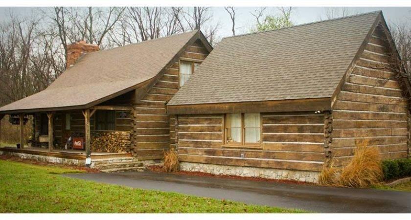 Old Kentucky Logs Concrete Log Siding