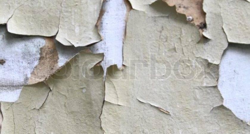 Old Paint Peeling Wall Texture