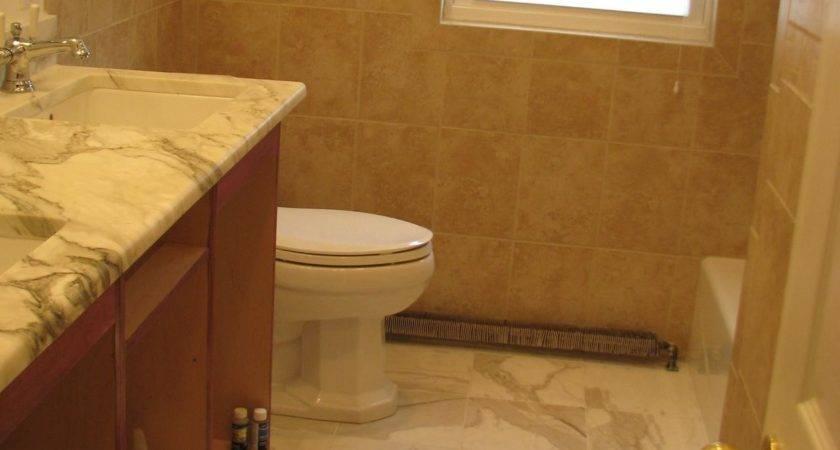 Orazio Contracting Bathroom Remodel Before After