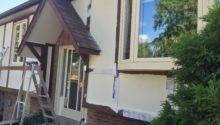 Ottawa Painting Soffits Fascia Aluminum Wood Exterior House