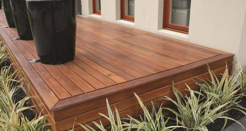 Outdoor Area Ideas Decking Designs