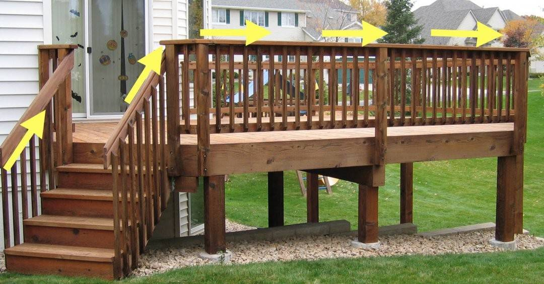 Outdoor Steps Kit Building Stairs Without Stringers - Can ...