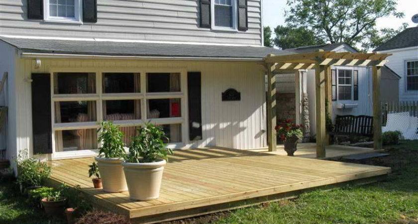 Outdoor Wood Deck Designs Ipe Builder
