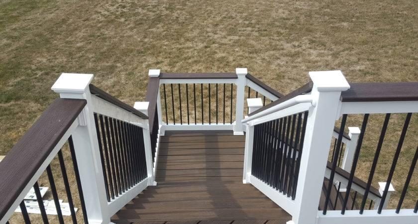 Outdoor Wood Stair Railings Balusters