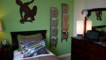 Paint Color Schemes Boys Bedroom Makes Tone