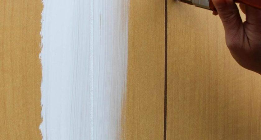 Paint Over Wood Panel Walls Tos Diy