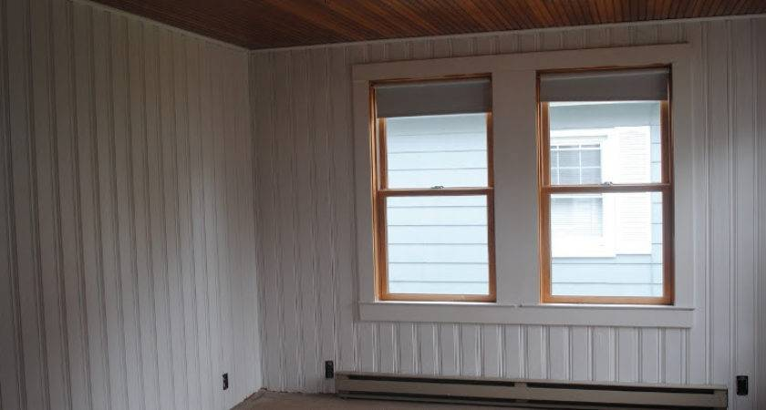 Paint Over Wood Vinyl Paneling Without Sanding