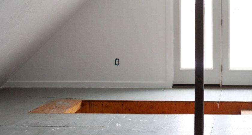 Paint Plywood Floors Wood Grain Cottage