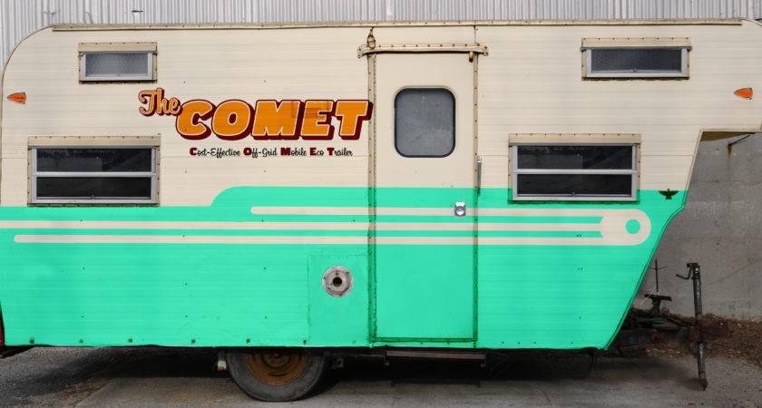 Paint Schemes Comet Camper
