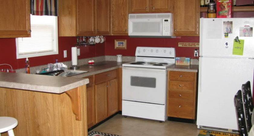 Painted Mobile Home Interior Designs