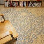 Painted Plywood Flooring Just Decorate