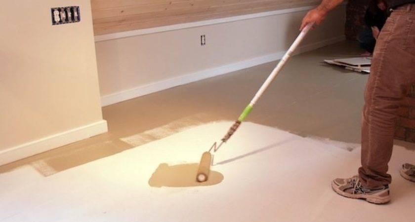 Painted Plywood Floors Bob Vila