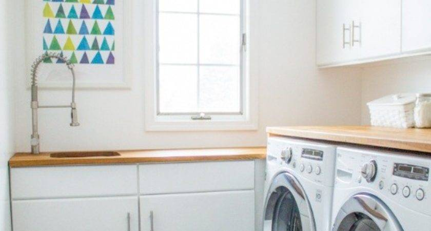 Painting Ideas Small Laundry Room