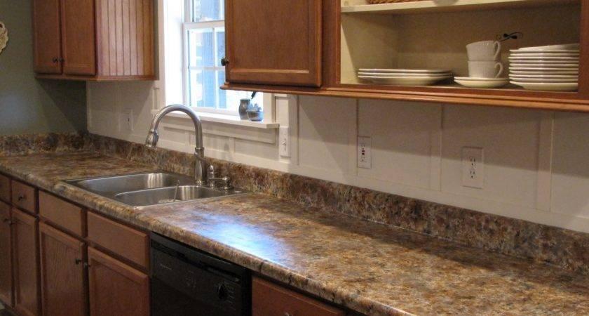 Painting Laminate Countertops Kitchen