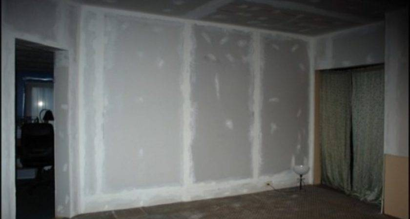 Painting Mobile Home Wall
