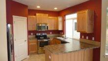 Painting Modern Kitchen Accent Wall Color Ideas