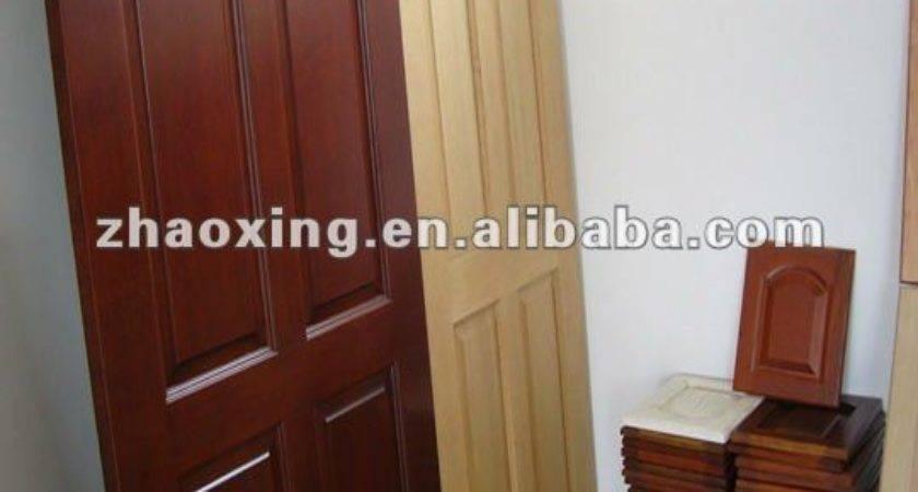 Painting Oak Veneer Panel Wooden Door Buy