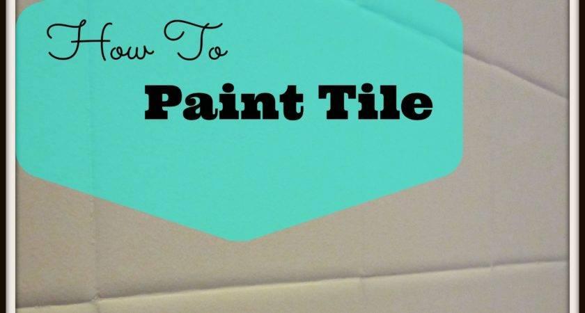 Painting Tile Stephanie Marchetti Sandpaper Glue