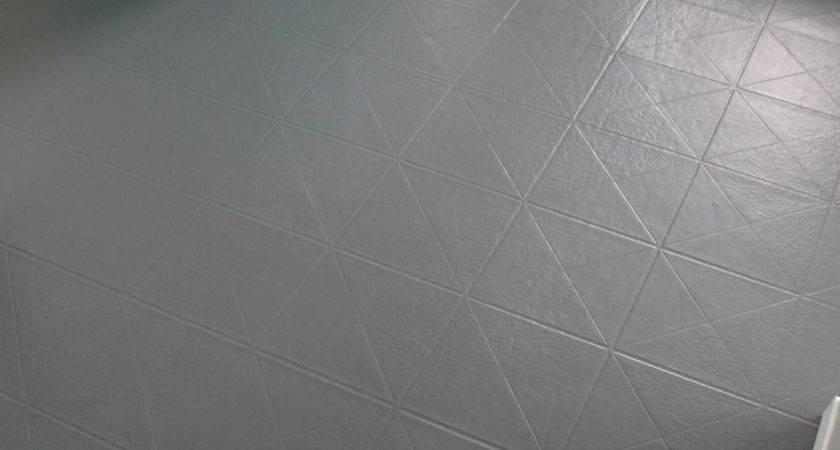 Painting Vinyl Floor Tile Design Ideas