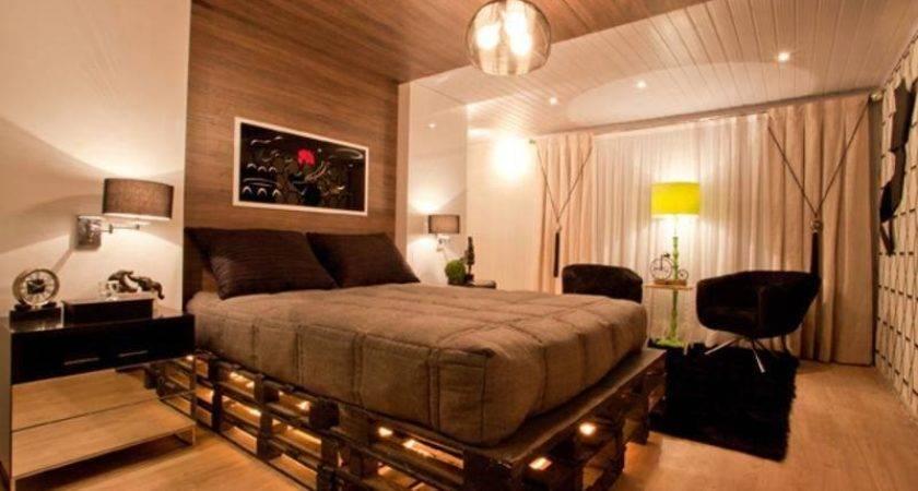 Pallet Bed Ideas Home Design Garden Architecture