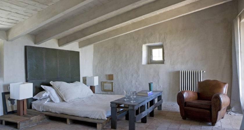Pallet Bedroom Furniture Popular Interior House Ideas