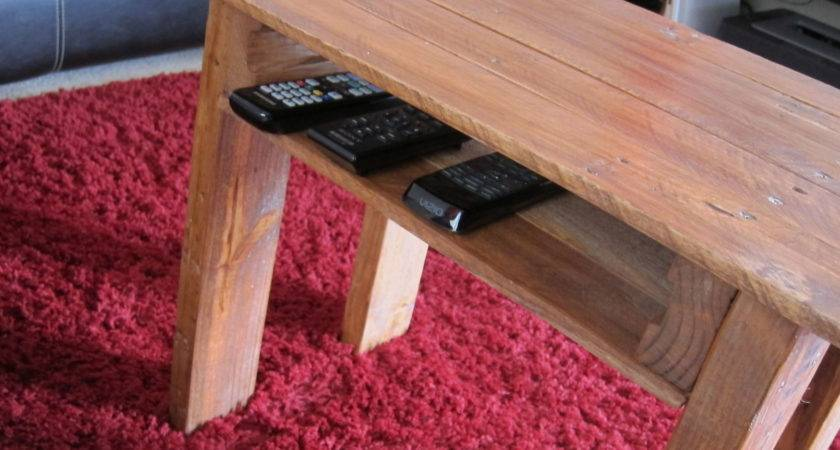 Pallet Coffee Table Make Out