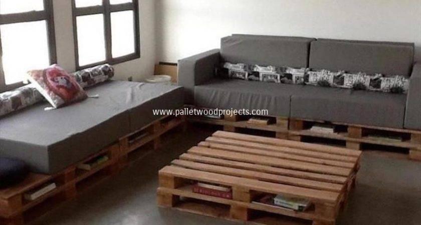 Pallet Corner Sofa Plans Wood Projects