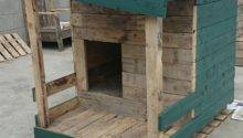 Pallet Dog House Building Tips