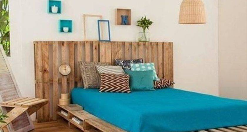 Pallet Furniture Your Bedroom Decorate Idea