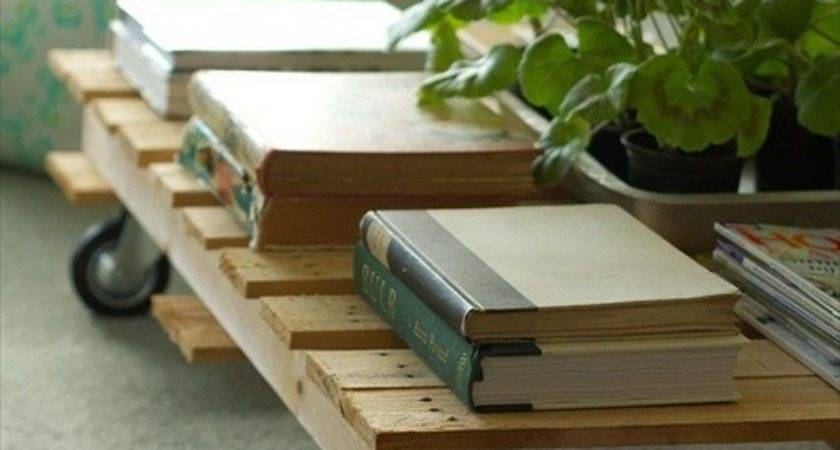 Pallet Ideas Creative Wood Furniture