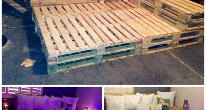 Pallet Projects Clever Crafty Easy Diy