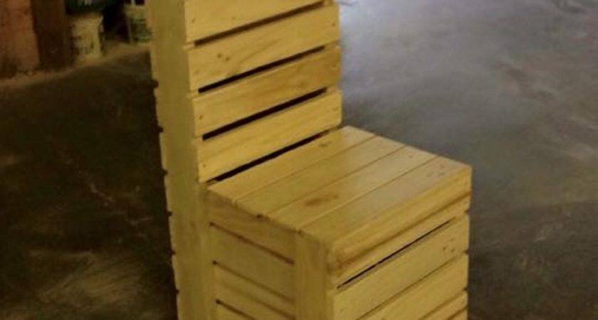 Pallet Recycled Furniture Idea Ideas