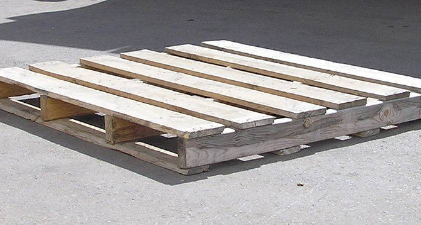 Pallet Recycler Pallets