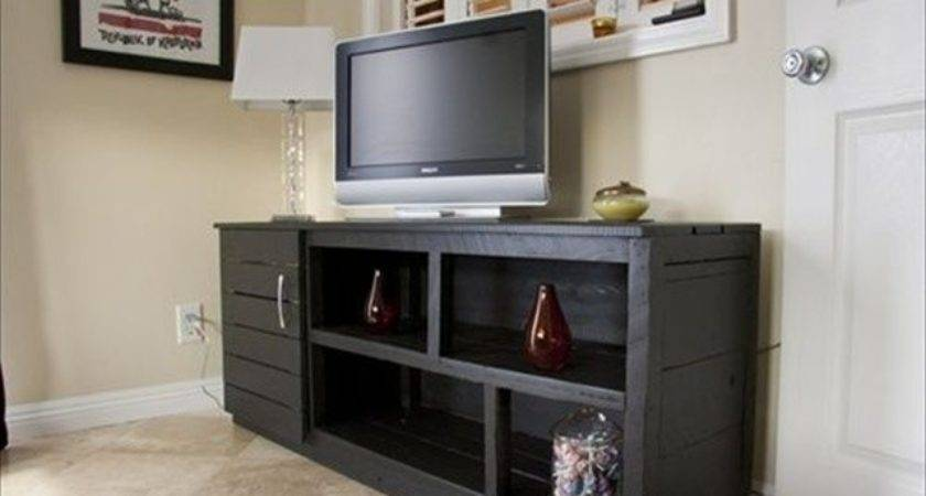 Pallet Stand Delight Watch Furniture Plans