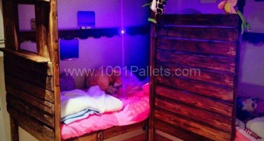 Pallet Twins Beds Twin Pallets