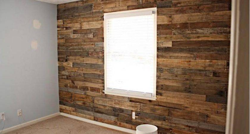 Pallet Wall Projects Home Design Garden Architecture