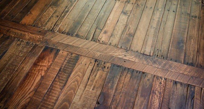 Pallet Wood Flooring Icreatived