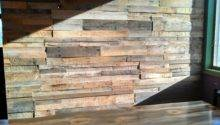 Pallet Wood Wall Prefabricated Panels