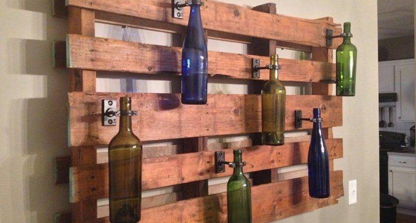 Pallets Decor Ideas Boost Your Creativity