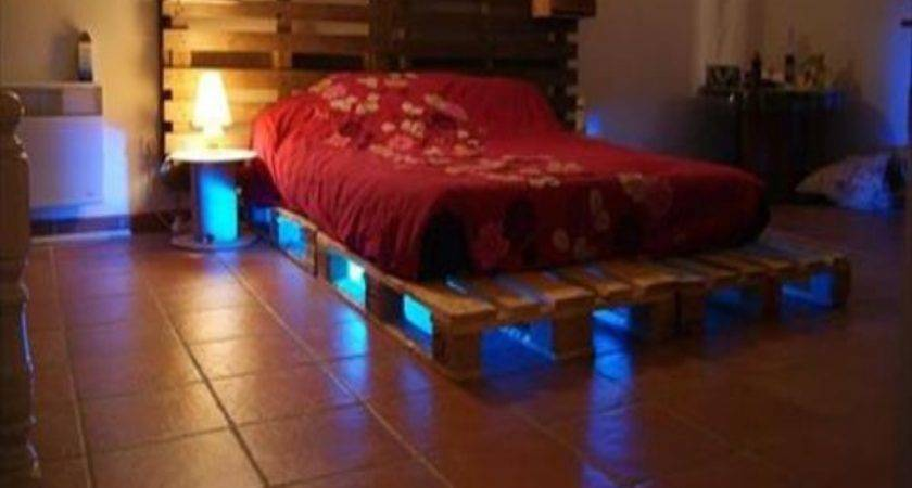 Pallets Powered Room Ideas Pallet Recycled