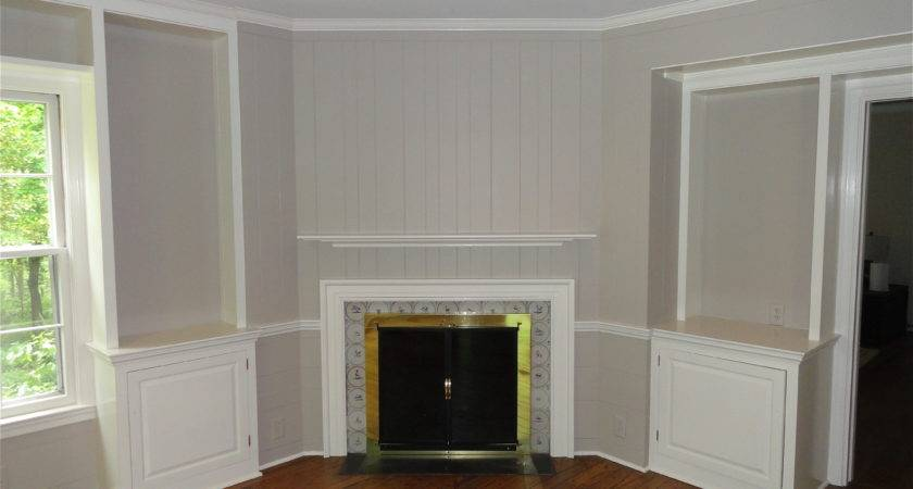 Panelling Easy Paint Over Home Improvement