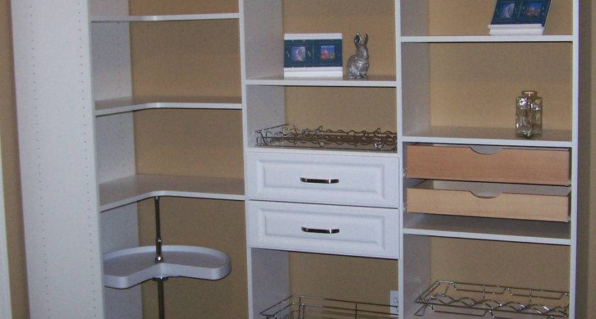 Pantry Cabinet Storage White More Space Place
