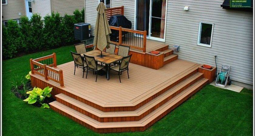 Patio Deck Art Designs Outdoor Living Traditional