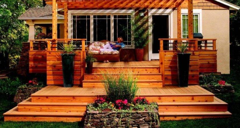 Patio Deck Designs Elegant Ideas Your Residence