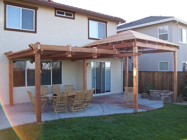 Patio Overhang Designs Desain Review - Can Crusade on Backyard Overhang Ideas id=99955