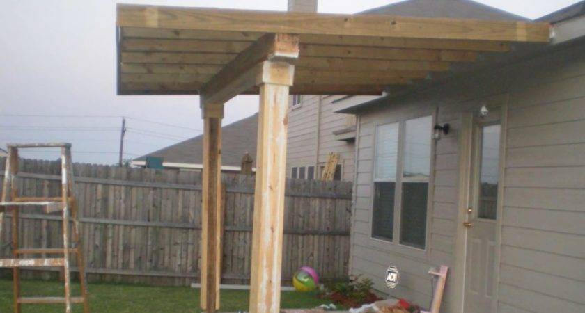 Patio Roof Building